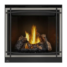 High Definition HD35 Direct Vent Gas Fireplace Package1