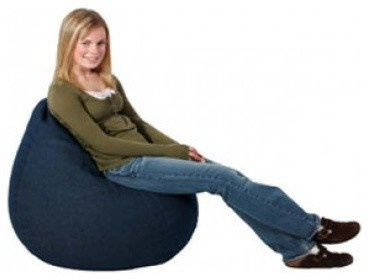Dorm Bean Bag Chair   Bean Bag Chairs