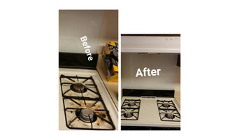 Cc Pro cleaning work photos