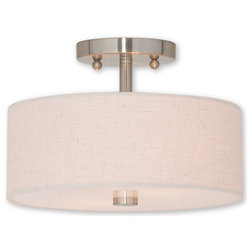 Transitional Flush-mount Ceiling Lighting by Livex Lighting Inc.