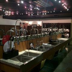 Baton Rouge La The Plumbing Warehouse Showroom
