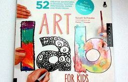Art Lab for Kids: 52 Creative Adventures