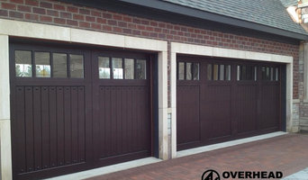 Custom Composite Carriage House Garage Doors