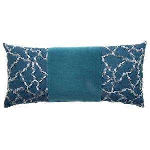 Cucu Velvet Stripe Cushion