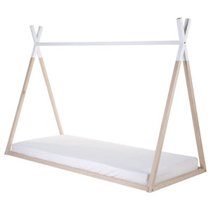 Teepee Bed 90x200 cm With Mattress