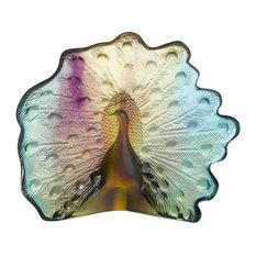 Daum Crystal Peacock 03976
