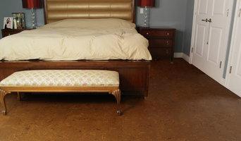 Cork Flooring in house