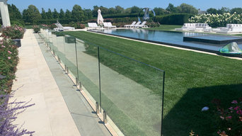 Glass Pool Enclosure