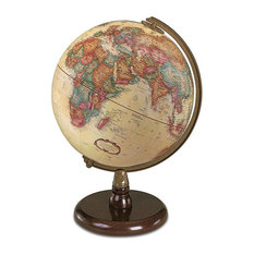 Quincy Desktop World Globe