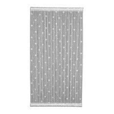 """Bee Door Panel, White, 45""""x40"""""""