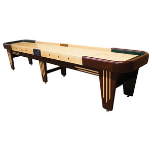 Chicago Shuffleboard Table by Venture Games, 22'