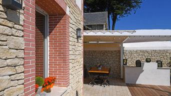 Maison bretonne de 1901