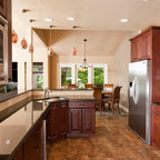 Traditional Kitchen Cabinetry - Traditional - Kitchen - Portland - by DeWils Custom Cabinetry