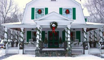 Holiday Front Door Decor Under $75