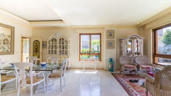 Fantástico y elegante chalet, está ubicado en la prestigiosa zona de El Castro.
