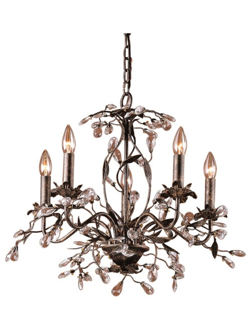 Elk Circeo Winter Garden Chandelier Collection