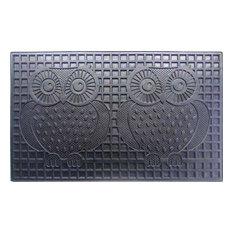 Two Owls Doormat