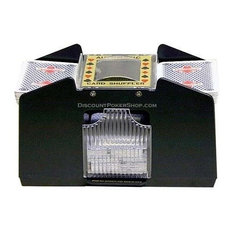 JP Commerce - Automatic Card Shuffler - Game Table Accessories
