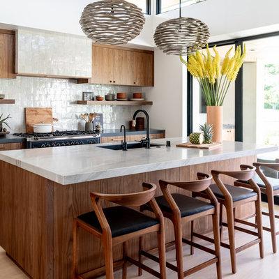 Home design - mediterranean home design idea in Orange County