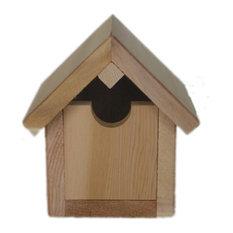 Classic Cedar Birdhouse