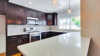 Custom Cabinets in Kitchens