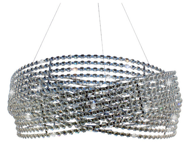 32 3 ring drum crystal chandelier pendant contemporary 32 3 ring drum crystal chandelier pendant aloadofball Image collections
