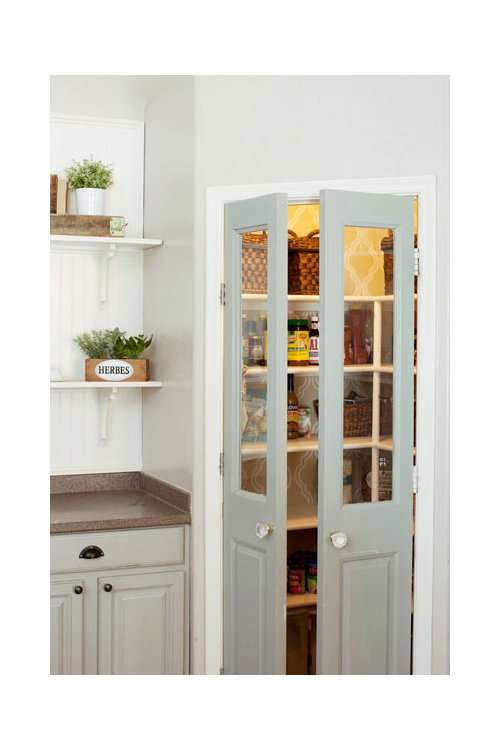 Where Do I Find These Cute French Doors For My Pantry
