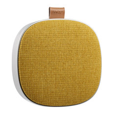 SACKit - WOOFit Go Speaker Front, Mustard - Home Electronics