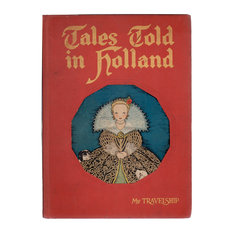 Decorative Book, Tales Told in Holland