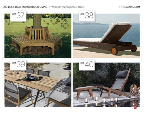 100 Best Ideas For Outdoor Living - Outdoor Seating and Outdoor Dining Sale - Patio Furniture And Outdoor Furniture