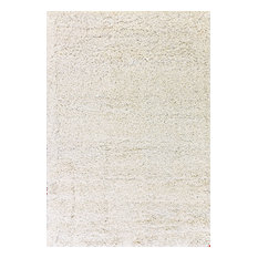 "Crystal 8521-100 Area Rug, Cream, 6'7""x9'6"""