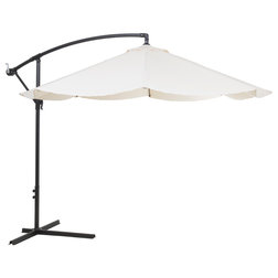 Contemporary Outdoor Umbrellas by Trademark Global