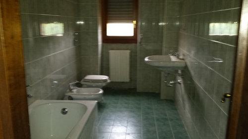 Ammodernare un bagno ristrutturato