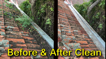 Gutter Guard Installs in Geelong
