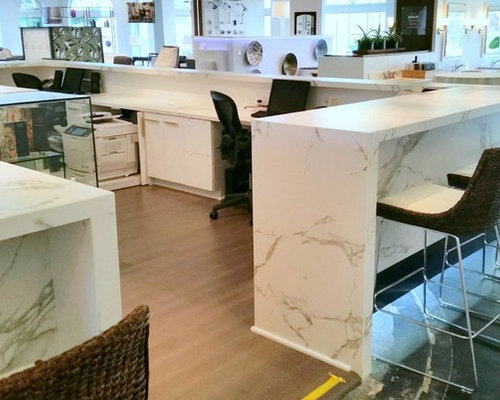 Custom Kitchen Display In The Kohler Signature Store Showroom In Culver City Ca