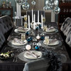13 Impressive NYE Dinner Party Table Ideas