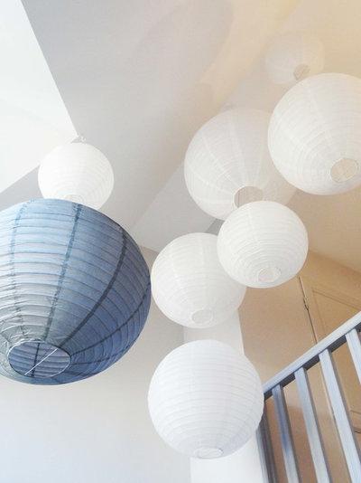 Contemporain Suspension Luminaire by Agence iNe