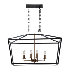 Thatcher Ceiling Fixture, Medium