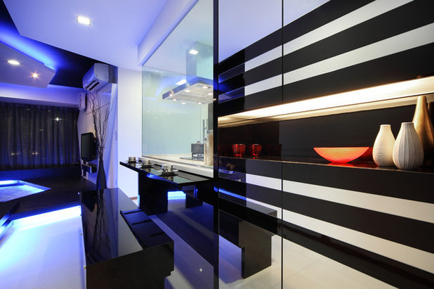 Eclectic  by The Interior Place (S) Pte Ltd