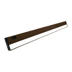 NUC-5 Series Selectable LED Under Cabinet Light, Oil Rubbed Bronze, 40