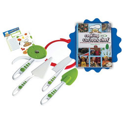 Contemporary Cooking Utensil Sets by Tailor Made Products, Inc.