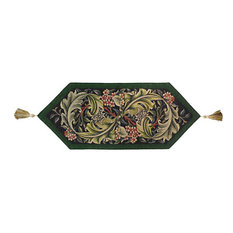 William Morris Green Table Mat