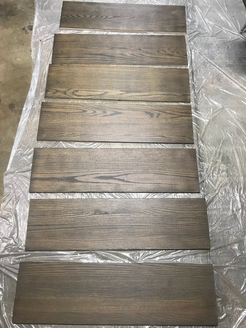 Polyurethane Suggestions On Stairs