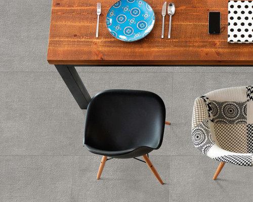 Fly Zone Fiber Porcelain Tile Series - Grafite 12x24 - Wall And Floor Tile