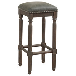 Traditional Bar Stools And Counter Stools by American Woodcrafters