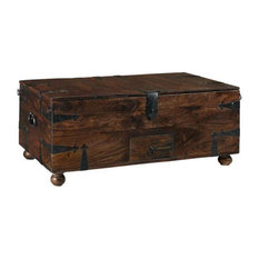Vintage Trunk Coffee Tables | Houzz