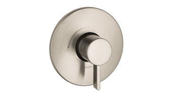 Hansgrohe 04233000 S Pressure Balance Trim, Chrome