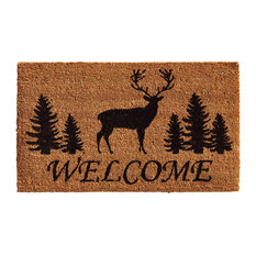 Elk Forest Welcome Doormat 2'x3'