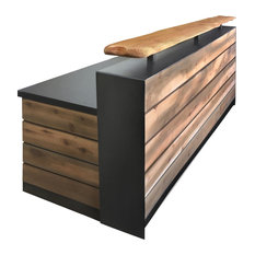 Rustic Home Office Products   Houzz