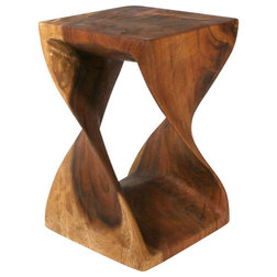 Contemporary Side Tables And End Tables by ergode